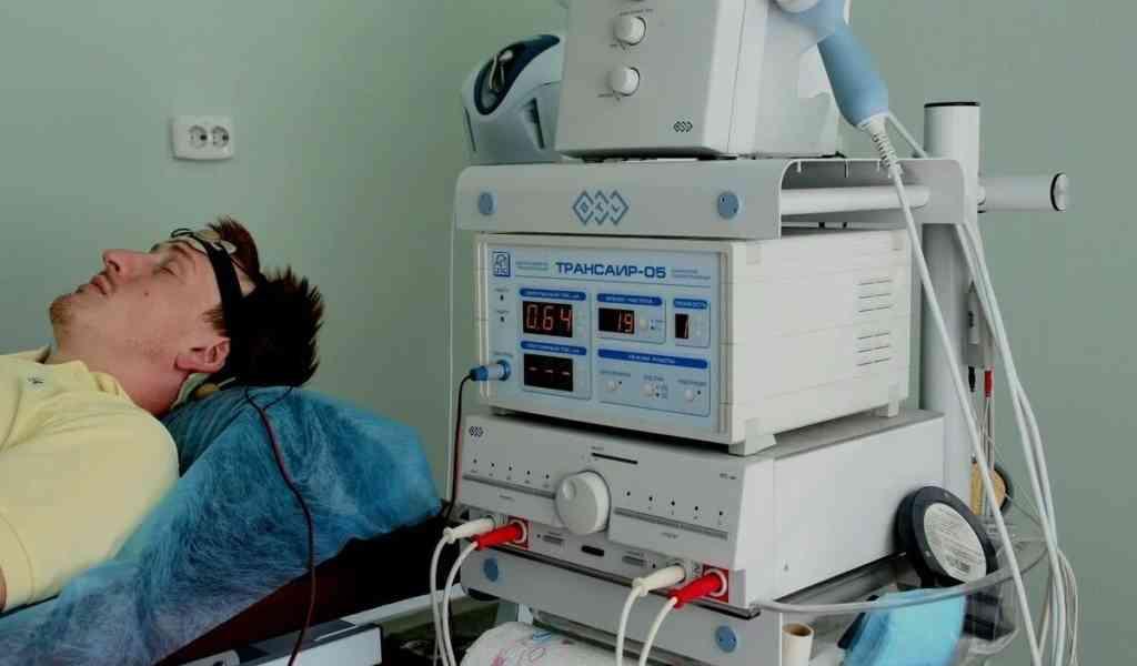 ТЭС-терапия в Ильинском Погосте
